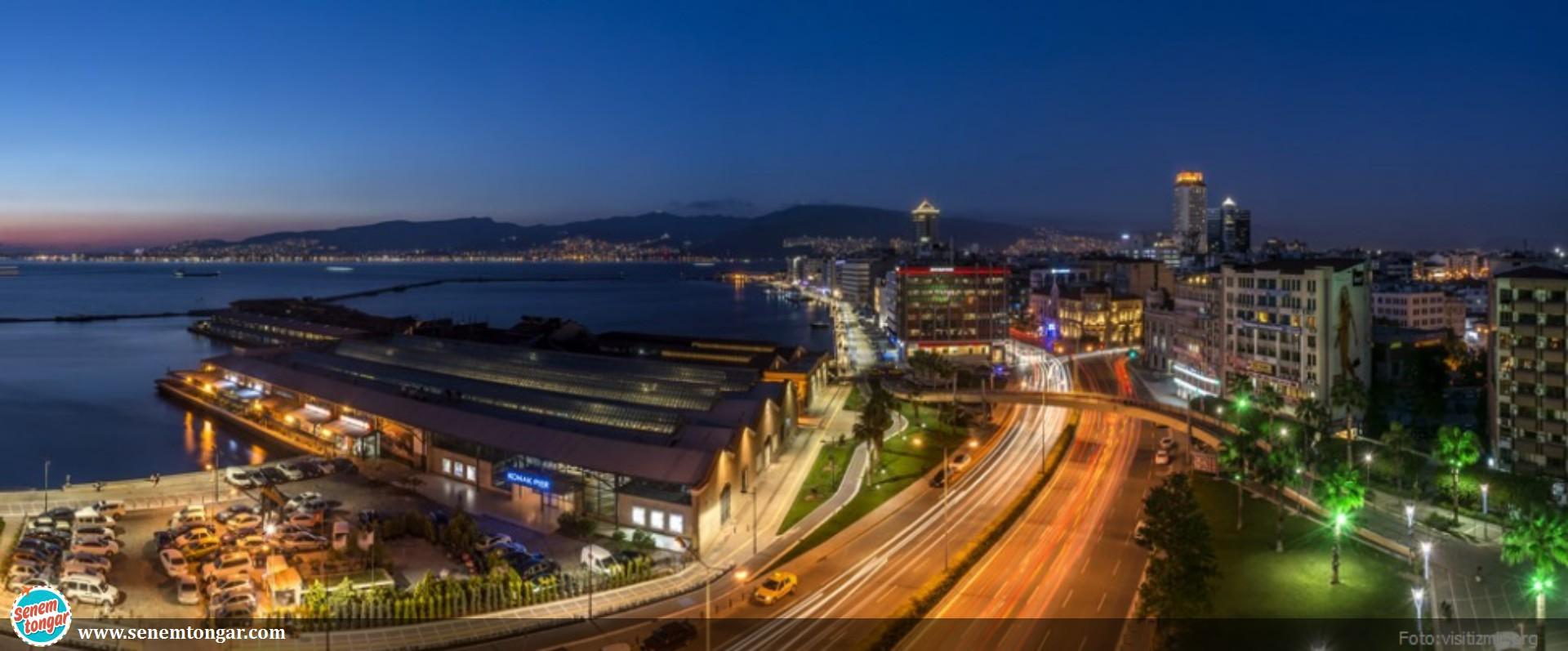 Güzel İzmir ve İlçeleri