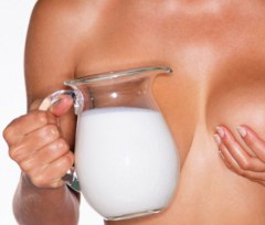 сцеживание молока
