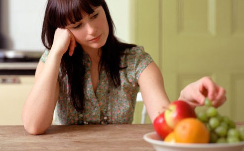 Нет аппетита при беременности