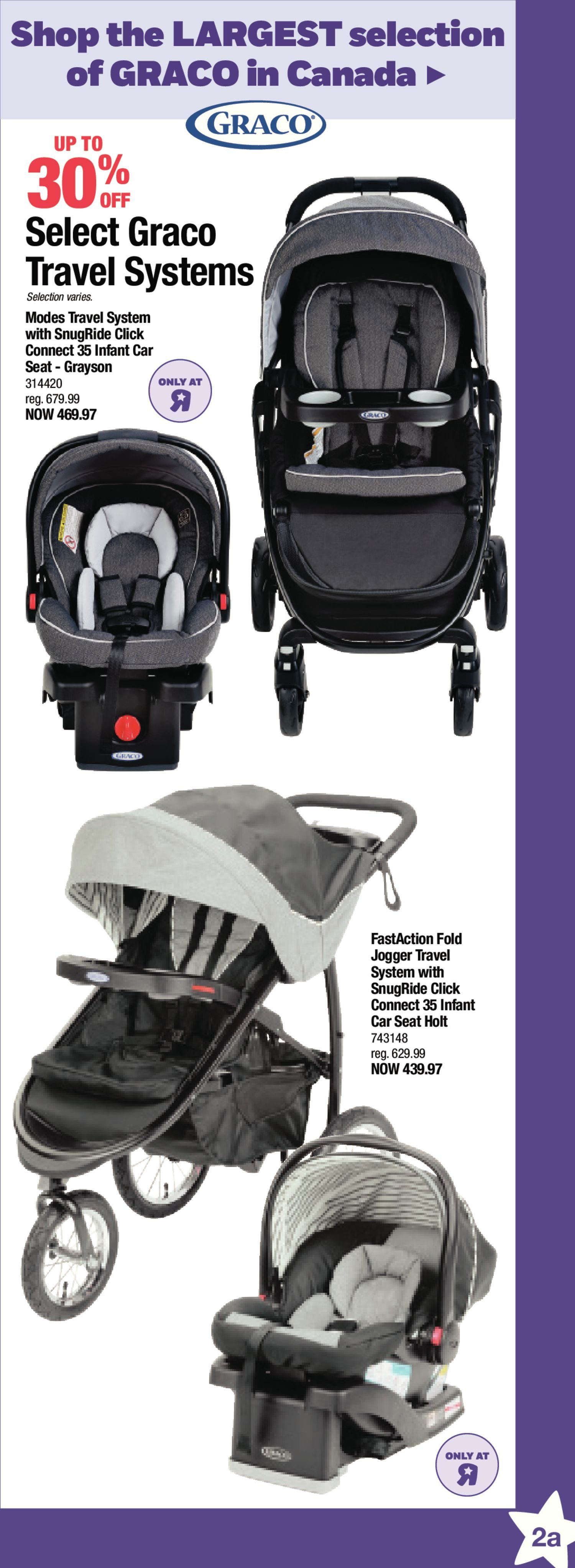Classy Babies R Us Weekly Flyer Boxing Week Dec Babies R Us Weekly Flyer Boxing Week Dec Graco Modes Click Connect Travel System Reviews Graco Modes Click Connect Travel System Snugride 35 Car Seat baby Graco Modes Click Connect Travel System
