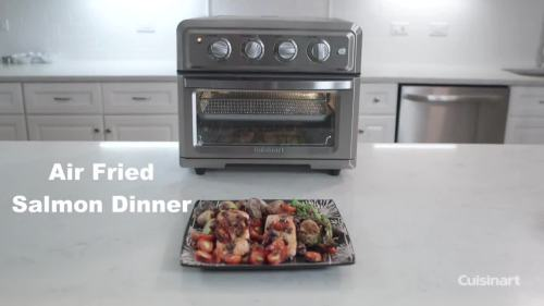 Medium Of Cuisinart Air Fryer Toaster Oven Reviews