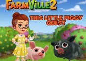 Farmville This Little Piggy Quest