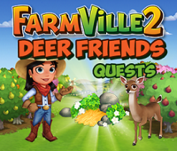 Farmville 2 Deer Friends Quests Guide