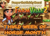 Farmville 2 Horse Month Quests