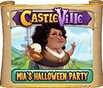 Castleville Mia's Halloween Party Quests