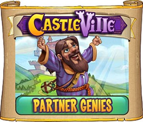 Castleville Partner Genies Quests