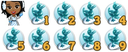 Frozen Firsts Quests