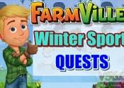 Farmville 2 Winter Sports