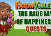 Farmville 2 The Blue Jay of Happiness