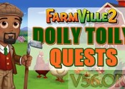 FARMVILLE 2 DOILY TOILY