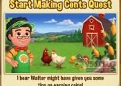 Farmville 2 Start Making Cents
