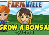Farmville Grow a Bonsai