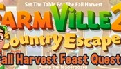 Fall Harvest Feast Quests
