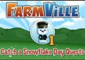 Catch a Snowflake Day Quests