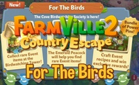 Country Escape For the Birds