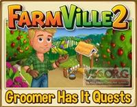 Groomer Has It Quest