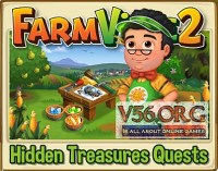 Farmville 2: Hidden Treasures Guide