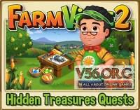 Farmville 2: Hidden Treasures Guide