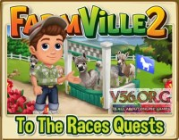 Farmville 2: To The Races Guide