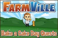 Farmville: Bake a Cake Day Guide