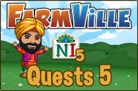 Farmville: Namaste India Quests 5 Guide