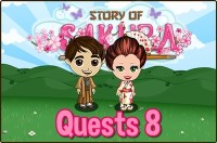 Farmville: Story of Sakura Quests 8