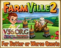 Farmville 2 For Butter Or Worse Quests