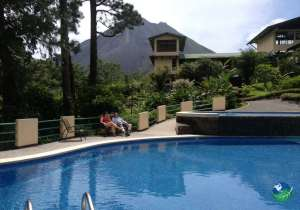 Arenal Observatory Lodge Pool