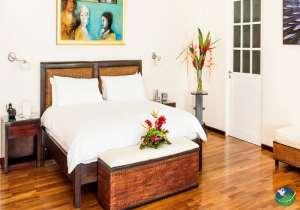 Gaia Hotel Manuel Antonio Bedroom