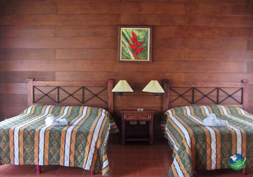 Hotel El Silencio del Campo Two Bed Bedroom
