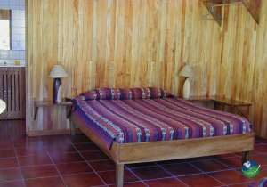 Arco Iris Lodge King Size Bed
