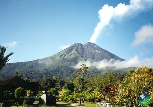 Arenal-Volcano-Sunny-Day