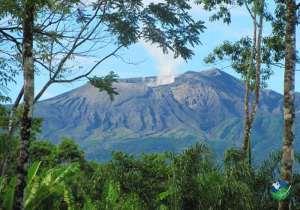 Blue River Resort & Hot Springs Volcano