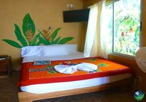 Cabinas Jimenez Bedroom