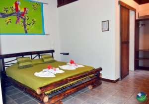 Cariblue Bungalows Bedroom