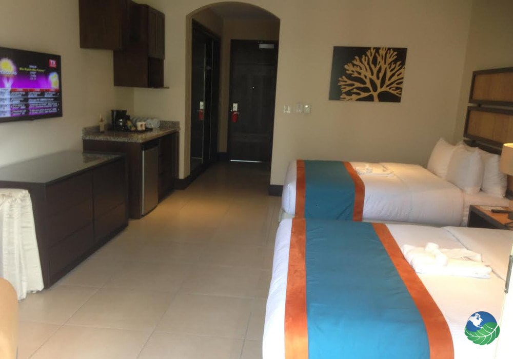 Casa Conde Beachfront Hotel Two Bed Bedroom