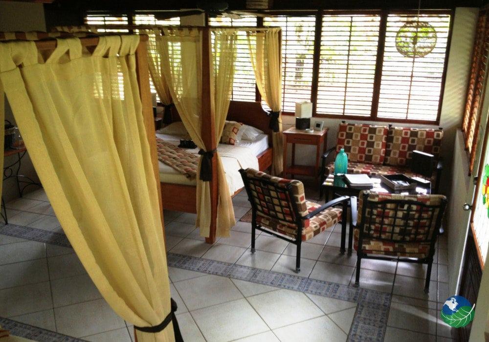 Casa Corcovado Jungle Lodge Deluxe Bungalow