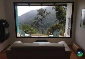 Dantica Cloud Forest Lodge View