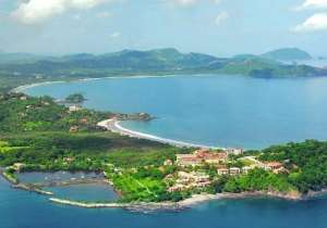 El Sabanero Beach Hotel Area View