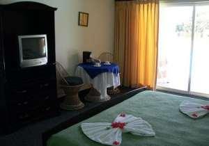 El Sabanero Beach Hotel Bedroom