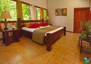 Evergreen Lodge Costa Rica Bedroom