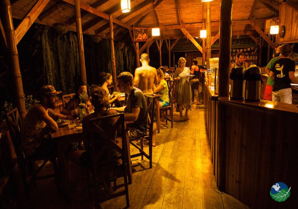 Finca Bellavista Restaurant
