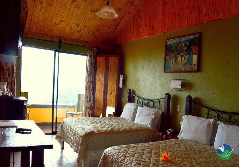 Guayabo Lodge Bedroom