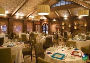 Hilton Papagayo Resort Restaurant