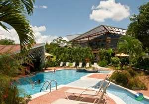 Hotel Arenal Springs Pool