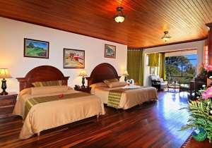 Hotel Fonda Vela Two Bed Bedroom