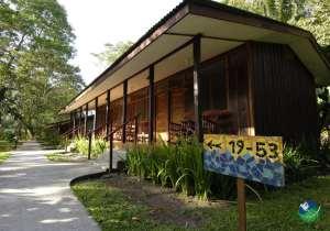 Laguna Lodge Tortuguero Exterior