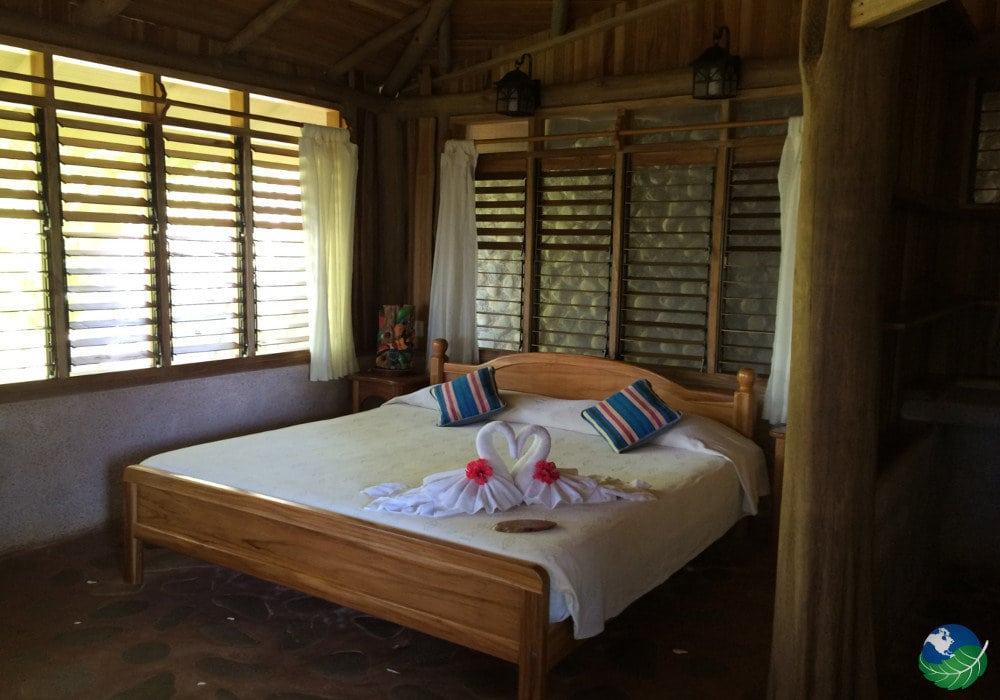 La Cusinga Lodge Interior