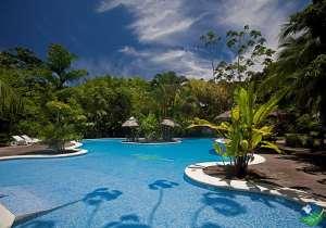 Laguna Lodge Tortuguero Pool