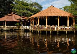 Laguna Lodge Tortuguero Restaurant